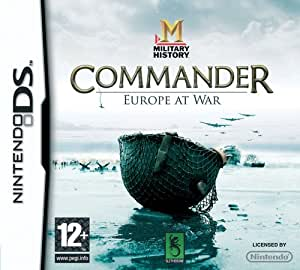MILITARY HISTORY Commander Europe at War (NDS) [Importación alemana]