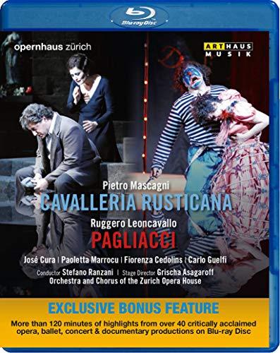 - Pietro Mascagni: Cavalleria Rusticana - Ruggero Leoncavallo: Pagliacci (Blu-ray Sampler)