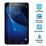 Tab A 7.0 Screen Protector, Pasonomi [9H Hardness] [Crystal Clear] [Scratch-Resistant] Premium Tempered Glass Screen Protector Film for Samsung Galaxy Tab A 7.0 2016 Release (SM-T280 / SM-T285)