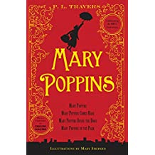Mary Poppins: Mary Poppins, Mary Poppins Comes Back, Mary Poppins Opens the Door, Mary Poppins in the Park