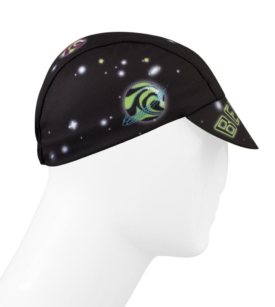 Believe in Aliens Cycling Cap - Made in the USA