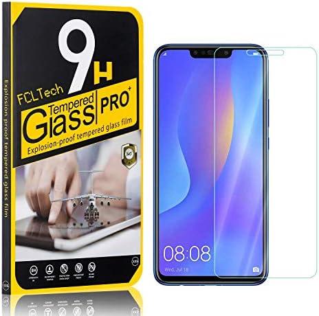 FCLTech 3 Stücke Schutzfolie für P Smart Plus 2018 / Nova 3I, Ultra-HD Displayschutzfolie für Huawei P Smart Plus...