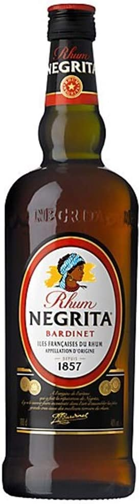 Ron Amber 40 ° 1L Negrita 1 litre