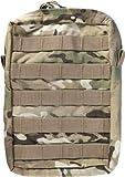 Tactical Assault Gear MOLLE Hydration 50oz Bladder Carrier, Small, Multicam 816379, Outdoor Stuffs