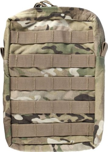 Tactical Assault Gear MOLLE Hydration 50oz Bladder Carrier, Small, Multicam 816379, Outdoor Stuffs