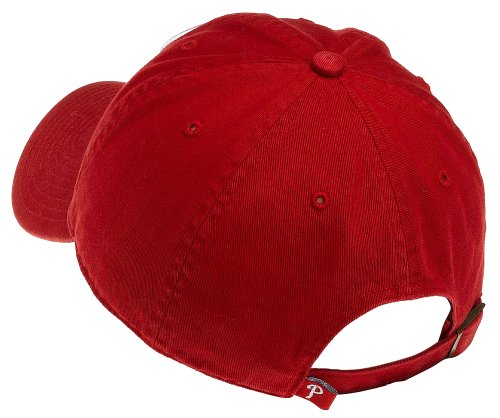 Phillies Gorra béisbol Clean Brand Unisex rosso MLB '47 Philidelphia de Adulto Up twHYqpx