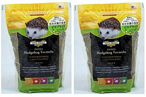Sun Seed Sunscription Vita Hedgehog Adult Food