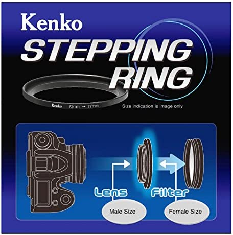 Kenko 67.0MM STEP-UP RING TO 72.0MM
