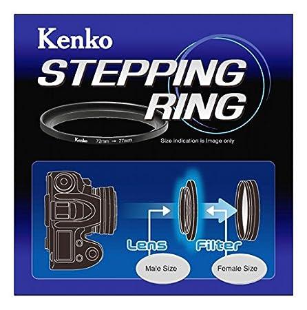 Kenko 72-77 mm Anillo Adaptador para Objetivo