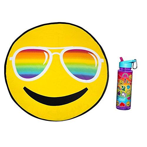 3C4G Blanket Emojipatch Tritan Bottle product image