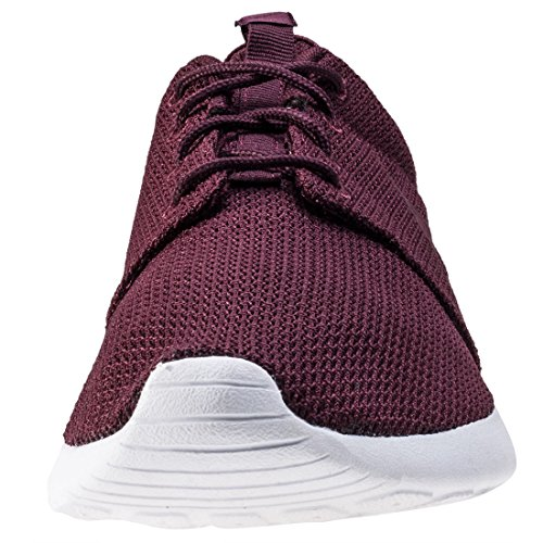 Nike 511881-605, Zapatillas de Deporte Hombre Rojo (Night Maroon / Night Maroon / White)