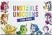 TeeTurtle Unstable Unicorns Card Game