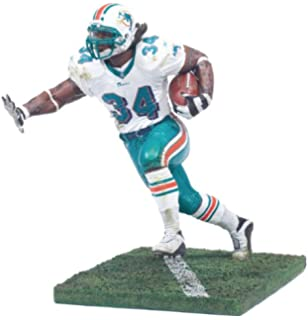 207dd892ff8 McFarlane NFL Series 4 Ricky Williams in Miami Dolphins White Jersey Rooke  Figure