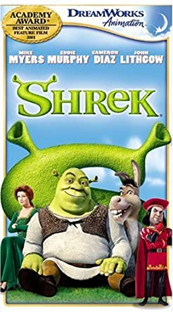 Opening To SHREK 2001 VHS Real NOT FAKE! - Easy Softonic Videos