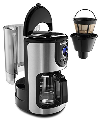 Kitchenaid Coffee Maker How To Use : Image Gallery kitchenaid coffee maker
