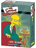 The Simpsons (Sammelkartenspiel) Charakterdeck 'Mr. Burns'