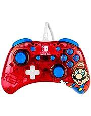 PDP Rock Candy Nintendo Switch bedrade controller MARIO (Nintendo Switch)