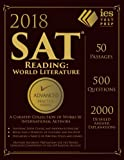 2018 SAT Reading: World Literature Practice Book (Advanced Practice Series)