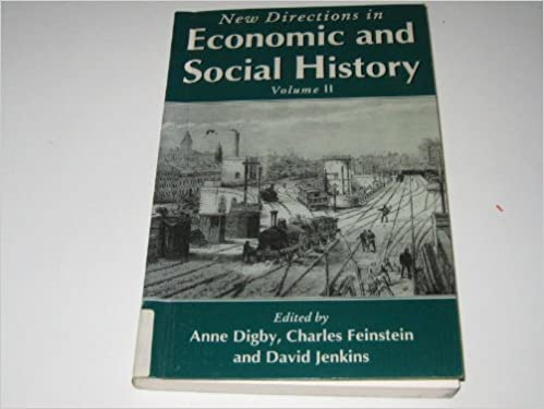New Directions in Economic and Social History (v. 1)