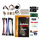 OSEPP 201 Arduino Basics Starter Kit Components Other ARD-02