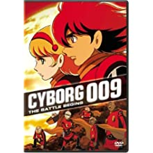 Cyborg 009 - The Battle Begins (2003)