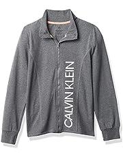Calvin Klein girls Performance Track Jacket