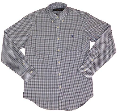 Polo Ralph Lauren Button Down Herren Hemd royal/blue Größe S
