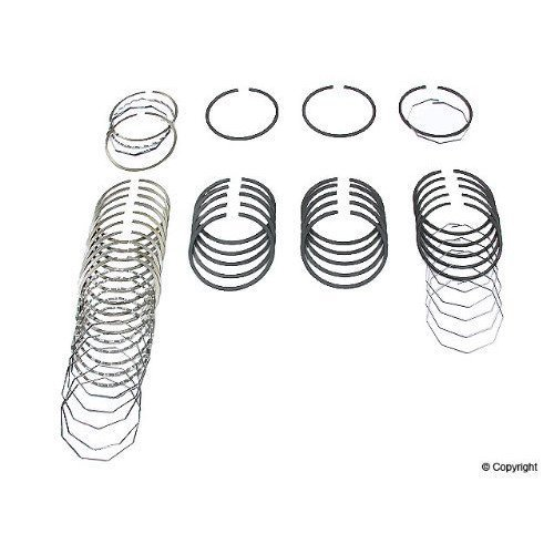 DNJ Engine Components PR225 Piston Rings (Prelude Piston Ring)