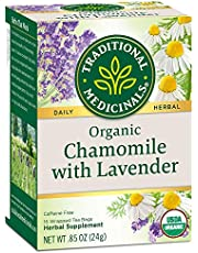 Traditional Medicinals Organic Chomomile with Lavender, 24.09 g
