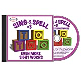 Sing & Spell the Sight Words - Volume 3 CD