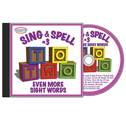 Sing & Spell the Sight Words - Volume 3 ()