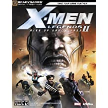 X-Men(tm) Legends II: Rise of Apocalypse Official Strategy Guide