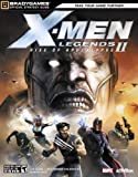 xmen legends ii - X-Men(tm) Legends II: Rise of Apocalypse Official Strategy Guide (Official Strategy Guides (Bradygames))