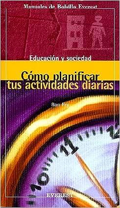 Cómo planificar tus actividades diarias Manuales de bolsillo ...