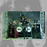 2002 McFarlane Limited Edition KISS Creatures Stage Boxed Set