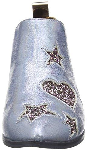 Irregular Choice Starlight Impress - Tacones Mujer Azul - Blue (Light Blue Multi)