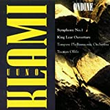 Symphony 1 / King Lear Ouverture by Klami (2012-01-30)