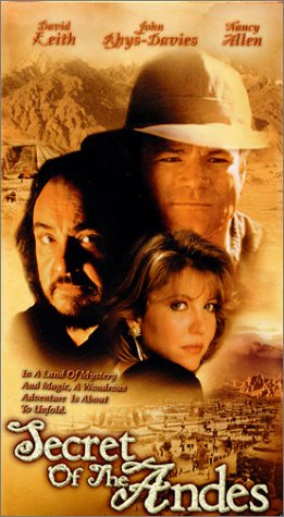 Secrets of the Andes [VHS]