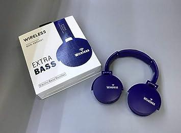 shan SASA XB950 subwoofer Mini Tarjeta de Memoria Deportes Auriculares inalámbricos Auriculares Bluetooth Apple Android Universal, Blanco: Amazon.es: ...