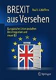 Book cover image for BREXIT aus Versehen: Europäische Union zwischen Desintegration und neuer EU (German Edition)
