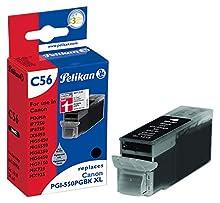 Pelikan 4109996 - Cartucho de tinta Canon PIXMA iP7250 - PGI-550PGB - XL - NEGRO
