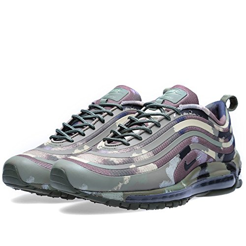 Nike Air Max 97 Camo Dark Kaki / Golden Tussah Camo Trainer