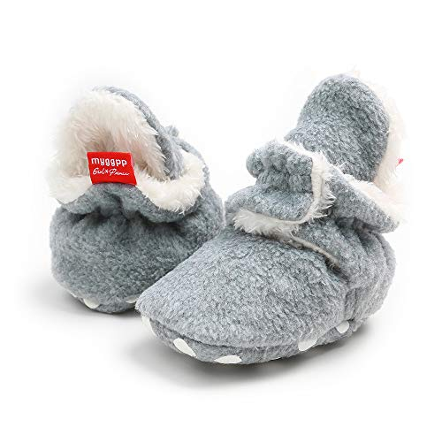Infant Slippers Booties Cartoon Newborn