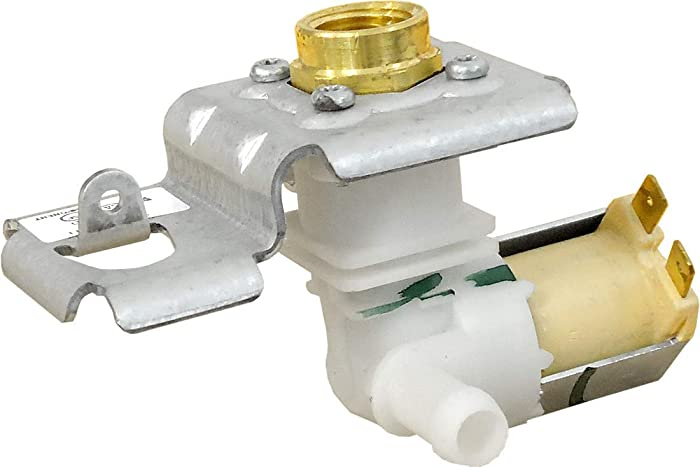 Kitchen Basics 101 8531669 Dishwasher Water Valve Replacement for Kenmore KitchenAid Whirlpool AP3178609