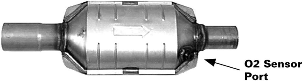 AP Exhaust 645327 Catalytic Converter