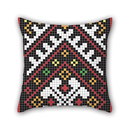 MaSoyy Cushion Cases Of Bohemian,for Son,living Room,festival,sofa,home Office,son 18 X 18 Inches / 45 By 45 Cm(2 Sides)