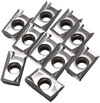 Trimmen und Einstellarbeiten Karbideinsatzes Drehen Werkzeughalter-Einsatz, 10 Stück APKT1604PDFR-MA3 H01