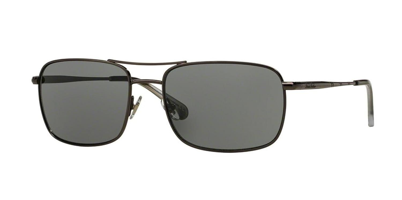 Brooks Brothers 0BB4035S Gunmetal Sunglasses at Amazon Mens ...
