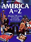 America A to Z, Reader's Digest Editors, 0895779005