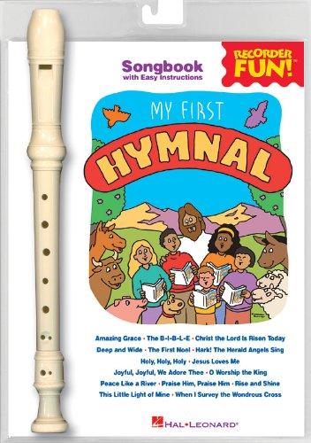 Hal Leonard My First Hymnal Recorder Fun! Pack